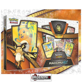 POKEMON -  Shining Legends Special Collection—Raichu-GX