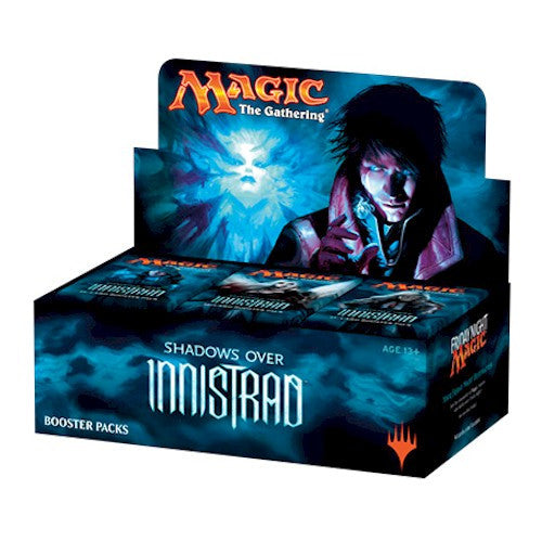 MTG - SHADOWS OVER INNISTRAD BOOSTER BOX - RUSSIAN