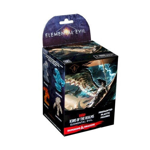 DUNGEONS & DRAGONS ICONS - Temple of Elemental Evil - Booster Box