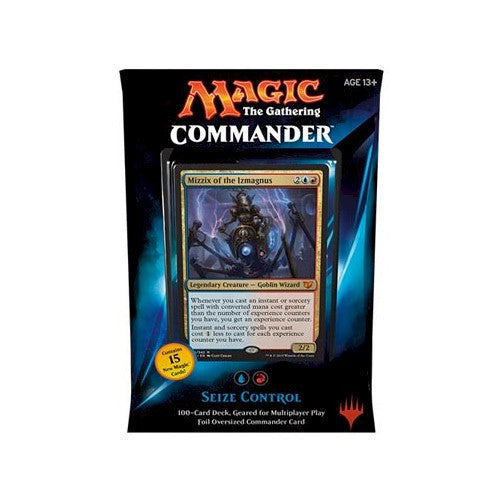 MAGIC COMMANDER - 2015 - SEIZE CONTROL