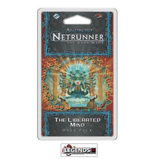 ANDROID NETRUNNER - THE LIBERATED MIND  Data Pack