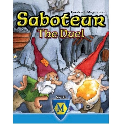 SABOTEUR - THE DUEL