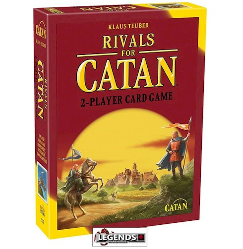 CATAN - Rivals for Catan