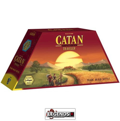 CATAN - TRAVELER: Compact Edition