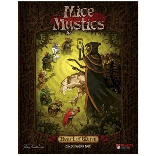 MICE AND MYSTICS - The Heart of Glorm