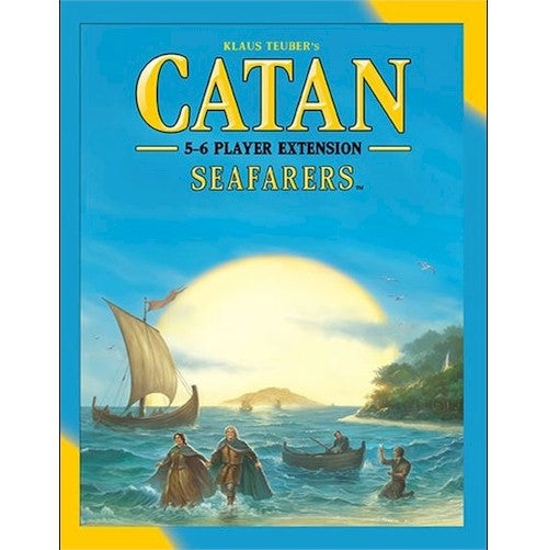 CATAN - SEAFARERS - 5-6 PLAYER EXTENSION