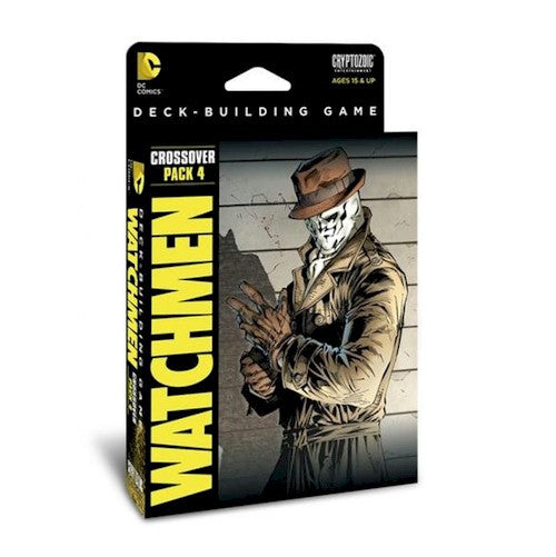 DC Comics Deck-Building Game - Crossover Pack #4 - Watchmen