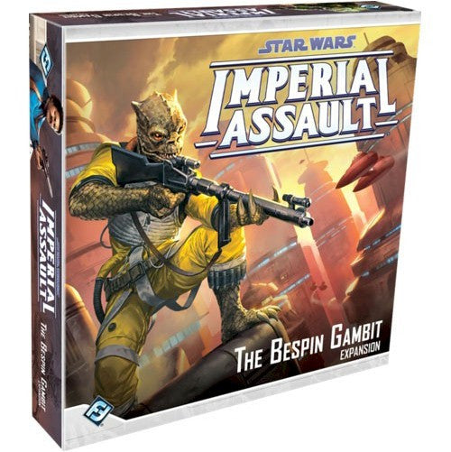 STAR WARS - IMPERIAL ASSAULT - The Bespin Gambit Expansion