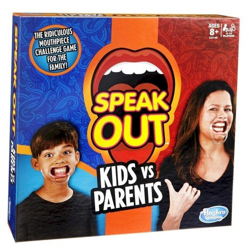 SPEAK OUT - KIDS VS PARENTS