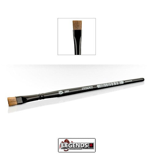 CITADEL PAINT BRUSHES - DRY - MEDIUM