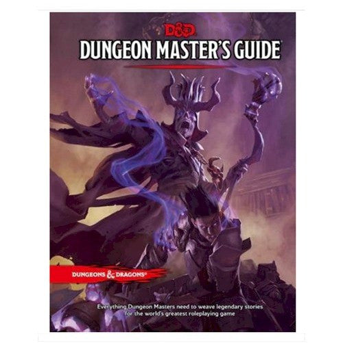 DUNGEONS & DRAGONS - 5th Edition RPG: Dungeon Master's Guide