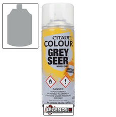 CITADEL - SPRAY - Grey Seer  - 400ml *IN-STORE ONLY*