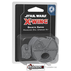 STAR WARS - X-WING - 2ND EDITION  - Galactic Empire Maneuver Dial Upgrade Kit