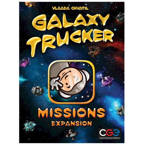 GALAXY TRUCKER - Missions Expansion