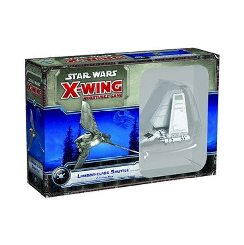 STAR WARS - X-WING - Lambda-class Shuttle Expansion Pack