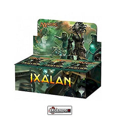 MTG - IXALAN BOOSTER BOX - ENGLISH