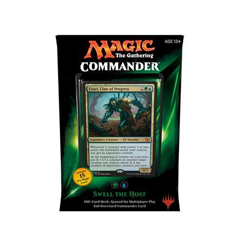 MAGIC COMMANDER - 2015 - SWELL THE HOST