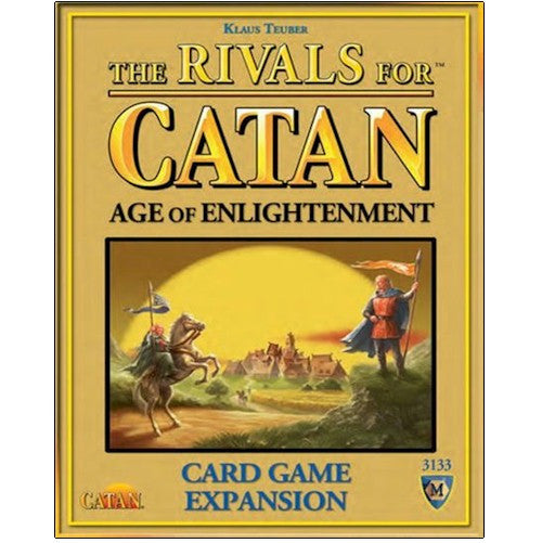 CATAN - Rivals for Catan: Age of Enlightenment