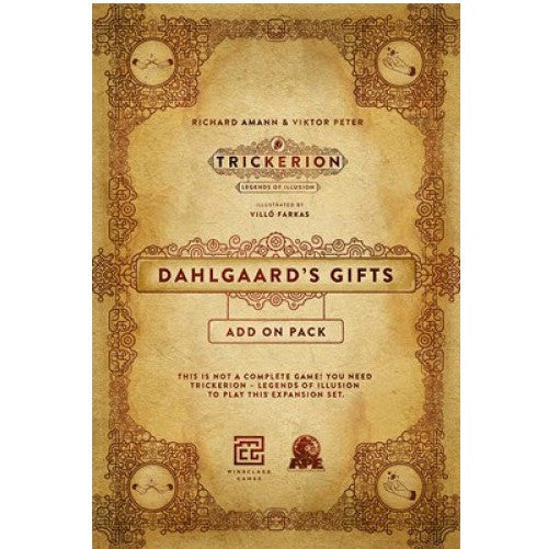 TRICKERION - DAHLGAARD'S GIFTS EXPANSION