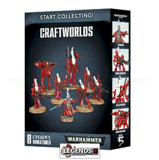 WARHAMMER 40K - START COLLECTING - CRAFTWORLDS