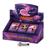 MTG - ICONIC MASTERS BOOSTER BOX - ENGLISH
