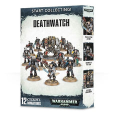 WARHAMMER 40K - START COLLECTING - DEATHWATCH
