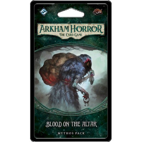 ARKHAM HORROR - The Card Game - Arkham Horror - Blood on the Altar