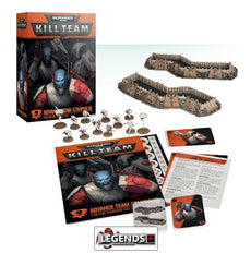 WARHAMMER 40K - KILL TEAM -  Advance Team Starpulse – T'au Empire Starter Set
