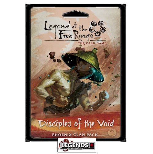 LEGEND OF THE FIVE RINGS - LCG - Disciples of the Void