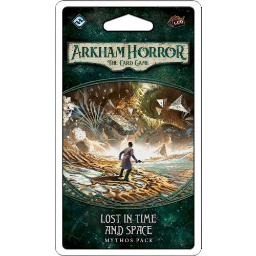 ARKHAM HORROR - The Card Game - Lost in Time and Space