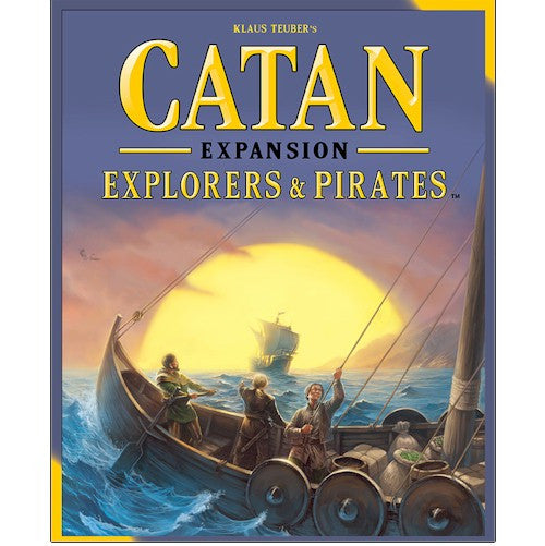 CATAN - EXPLORERS & PIRATES