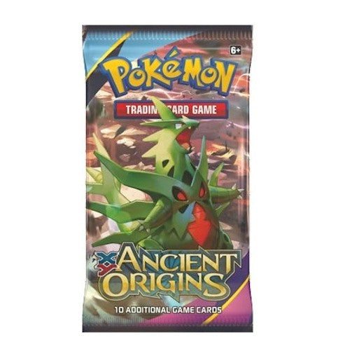 POKEMON - XY—Ancient Origins Booster Pack