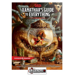 DUNGEONS & DRAGONS - 5th Edition RPG: Xanathar's Guide to Everything