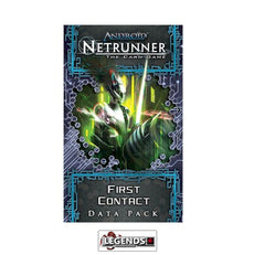 ANDROID NETRUNNER - FIRST CONTACT Data Pack