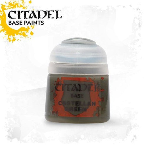 CITADEL - BASE - Castellan Green