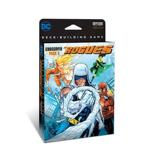 DC Comics Deck-Building Game - Crossover Pack #5 -  The Rogues