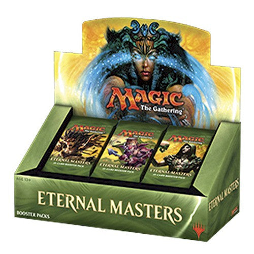 MTG - ETERNAL MASTERS BOOSTER BOX - ENGLISH