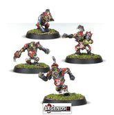 BLOOD BOWL - Blood Bowl Goblins