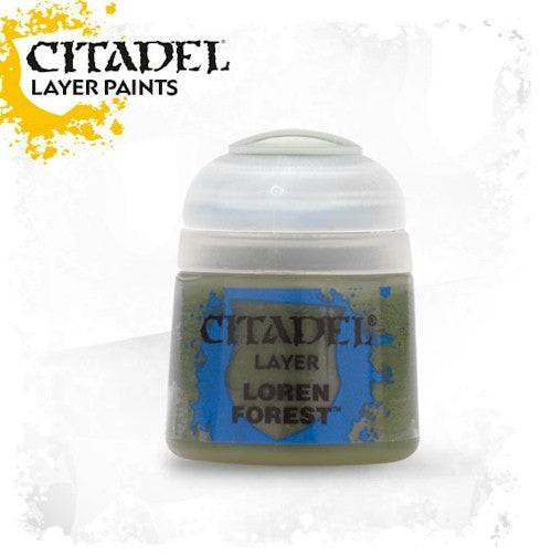 CITADEL - LAYER - Loren Forest