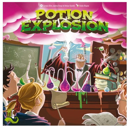 POTION EXPLOSION!