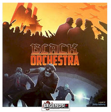 BLACK ORCHESTRA    (2ND EDITION - 2018)
