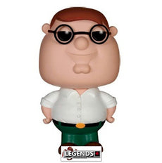 Pop! Animation: Family Guy -Peter Griffin Pop! Vinyl Figure #31