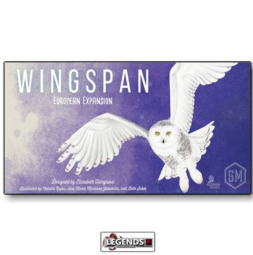 WINGSPAN - EUROPEAN EXPANSION