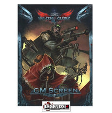 WARHAMMER 40K: WRATH AND GLORY - GM SCREEN