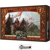 A Song of Ice & Fire: Tabletop Miniatures Game - Knights of Casterly Rock Product #CMNSIF205