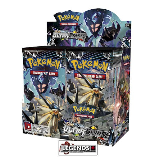 POKEMON - Sun and Moon: ULTRA PRISM Booster Box