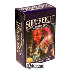 SUPERFIGHT - Dungeon Mode