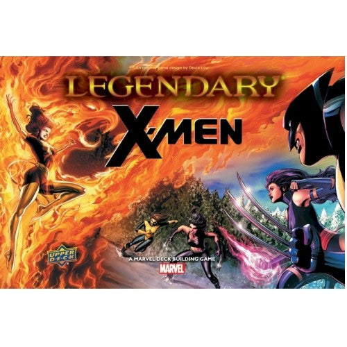 LEGENDARY: A Marvel Deck Building Game  - X-Men Expansion