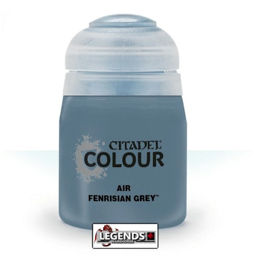 CITADEL - AIR - Fenrisian Grey - 24ml