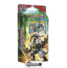 POKEMON - Sun and Moon: CRIMSON INVASION - Clanging Thunder - Kommo-o Theme Deck